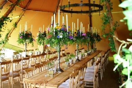 wedding venue decorations viva verde florist hove